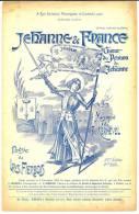 Jehanne & France - Chant Patriotique - Jeanne D'Arc - Partituras