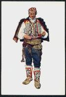 Vladimir Kirin - Costume National Croate: Dalmatie (Knin-Vrlika) - Aduana