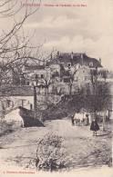 CPA 45 @ PITHIVIERS @ Château De L' Ardoise , Vu Du Parc @ - Pithiviers
