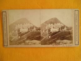 Photo Stereoscopique - NOTRE DAME DE LA SALETTE - Stereoscopic