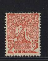 PAYS BAS Y&T N° 108 MH * . (MNT116) - 1891-1948 (Wilhelmine)