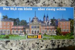 Sticker Aber Riesig Schon Faller - Autres Collections