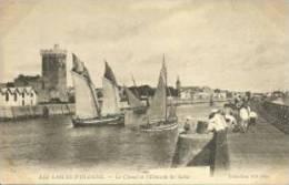 Sables-d'Olonne - Chenal - Estacade - Sables D'Olonne