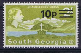 South Georgia, Mi 35, MNH - Zuid-Georgia