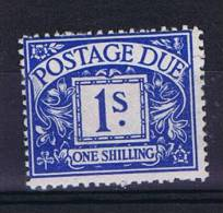 Great Britain, 1914 , SG 8, Mi 8, MNH - Strafportzegels