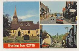 Greetings From Oxted - Surrey