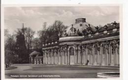 POSTDAM  578 SCLOSS SANSSOUCI UND HISTORICHE MUHLE (MOULIN) - Potsdam