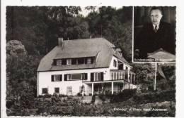 RHONDORF A RHEIN  9175  HAUS ADENAUER - Bad Honnef