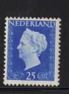 PAYS BAS Y&T N° 474 MNH **  . (MNT139) - Period 1891-1948 (Wilhelmina)