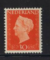 PAYS BAS Y&T N° 475 MNH **  . (MNT140) - Period 1891-1948 (Wilhelmina)