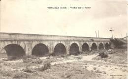Gard- Vergèze -Viaduc Sur Le Rosny. - Vergèze