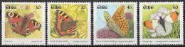IRLANDE 2000 - Faune, Papillons - 4v Neuf // Mnh - 1949-... Repubblica D'Irlanda