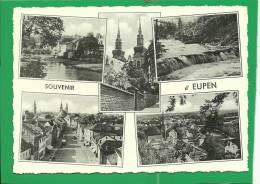 SOUVENIR D'EUPEN  ( 5 VUES ) - Eupen