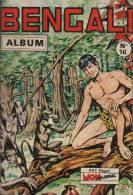 BENGALI ALBUM  N° 16 ( 25 Messire 16 Pirates 25 ) BE MON JOURNAL 02-1967 - Bengali