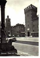 TORRE DEL PALAZZO DEL PODESTA  FERRARA   ITALIA  OHL - Ferrara