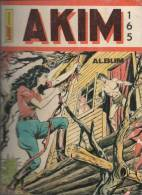 AKIM  ALBUM N° 165 (673 674 675 676)  BE MON JOURNAL 10-1987 - Akim