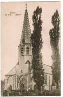 Staden, De Kerk, L'Eglise (pk5806) - Staden