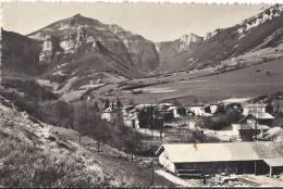 CP 26 BOUVANTE LE HAUT Vue Générale ( église Habitation Ferme ) - Autres Communes