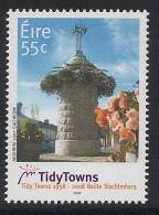 IRLANDE 2008 - 50e Ann De La 1ere Compétition Tidy Towns - 1v Neuf // Mnh - 1949-... Repubblica D'Irlanda