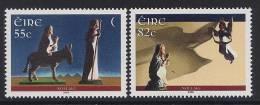 IRLANDE 2008 - Noël 2008 - 2v Neuf // Mnh - 1949-... Repubblica D'Irlanda