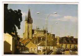CHATEAUBOURG/35/Le Bourg Vu Du Pont De La Vilaine/CPM/Réf:2837 - France