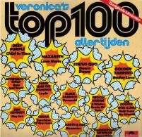 * LP *  VERONICA´S TOP 100 ALLER TIJDEN  - VARIOUS ARTISTS (Holland 1978 EX-!!!) - Compilaties