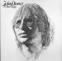 * LP *  JOHN DENVER - I WANT TO LIVE (Holland 1977) - Country En Folk