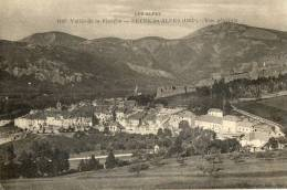 SEYNE LES ALPES (04) Vue Du Village - Unclassified