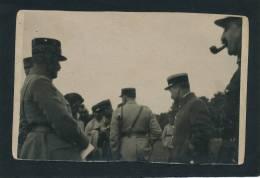 POLOGNE - MILITARIA - GLEIWITZ - Carte Photo Militaires Prise Lors D'une Fête Sportive Donnée à Gleiwitz En 1920 - Poland