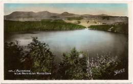 """63 - Le Lac Pavin Et Les Monts-Dore -  Photo-Ed. G. D'O. / G. D'O. """"L'Auvergne"""" N° 194 (circulée 1950) - Besse Et Saint Anastaise"""