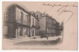 PLOMBIERES LES BAINS - Le Bain Stanislas, Les Etuves Et La Source Des Dames - Plombieres Les Bains