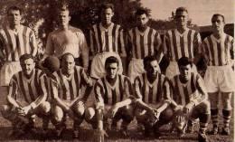 STRASBOURG Football 1958 - Unclassified