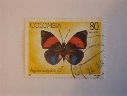 Colombia Colombie 1991 Vlinder Papillon Yv PA 963 O - Papillons
