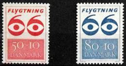 1966   MiNr.446-447   MNH (**) ( Lot L 219  ) - Unused Stamps