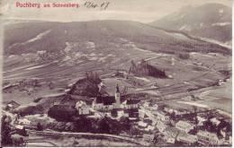 Puchberg Am Schneeberg, Panorama Julius Seiser ( Neunkirchen ) Nr. 2213 - 1906  - Mit Geheimschrift - Non Classés