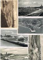 6 AK Büsum, Diverse Ansichten Ab 1927 - Büsum