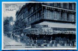 63 - CLERMONT FERRANT -- Café De Paris - Clermont Ferrand