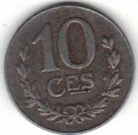 LUXEMBOURG KM 31 1918 10cts . (PJ5) - Luxembourg