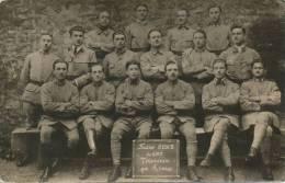 Cpa-guerre 14 18-section S.E.M.R. Du G.M.P.-tresorerie Aux Armées - War 1914-18