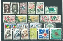 Gabon: 1 Lot Entre 147 Et 168 **/*/oblit - Gabon (1960-...)