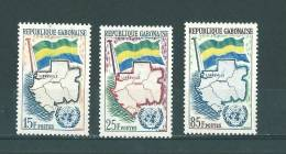 Gabon: 150/ 152 ** - Gabon (1960-...)