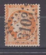 Lot N°18409  Variété/n°38, Oblit GC 3103 REIMS(49), Filet EST Pratiquement Absent, Filet SUD - 1870 Siege Of Paris
