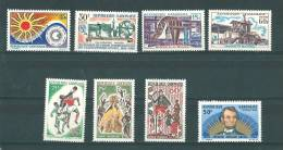 Gabon: Année 1965 **  (178/ 185) - Gabon (1960-...)