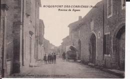 CP  ROQUEFORT DES CORBIERES  AVENUE DE SIGEAN - Non Classés