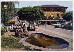 Espagne--Val D'Aran--LES--Place De L'Hotel De Ville (animée,voitures,Hotel Europa),cpm N° 2270 éd Fisa - Lérida