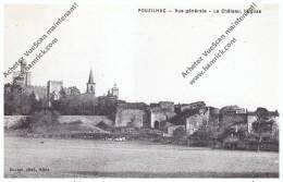 CPA - POUZILHAC - Vue Générale Gard 30  Pres  De   Remoulins - Non Classés