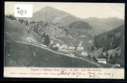 FOPPOLO  ALBERGO  CORNO STELLA  ALTA VALLE  BREMBANA - Bergamo