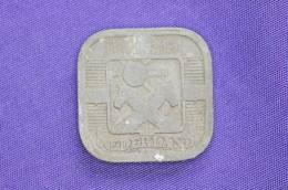 Netherlands - 5 Cents - 1941 - Very Fine - [ 3] 1815-…: Königreich Der Niederlande