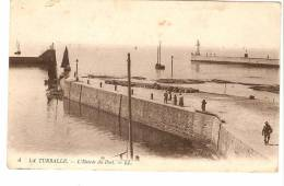 44 LA TURBALLE -  L'entrée Du Port - La Turballe
