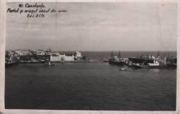 Constanta-Cazinoul-portul Si Orasul Vazut Din Avion - Roemenië